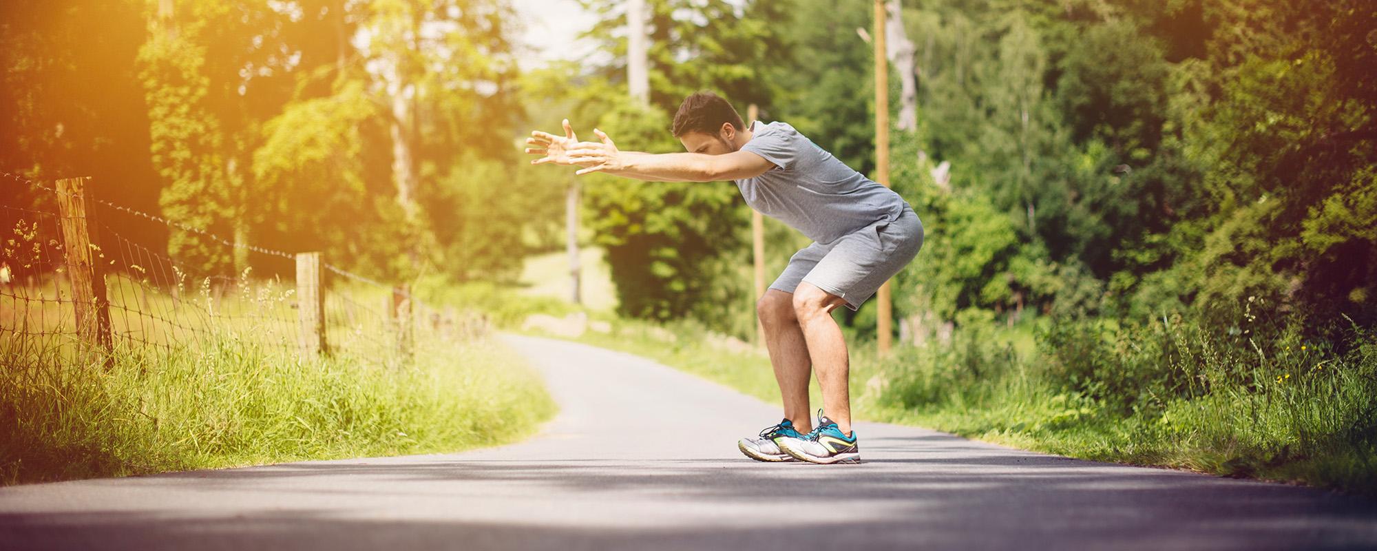 """Das beste """"Fitnessgerät"""" ist der eigene Körper! Bei unseren Trainings erfahren Sie dessen Vielfältigkeit"""